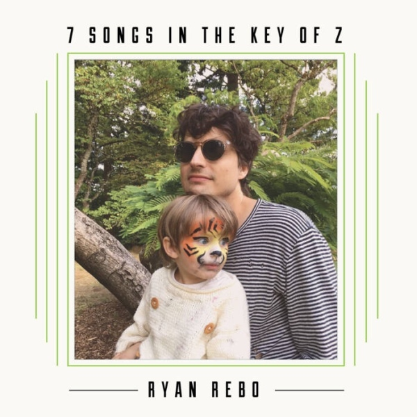 Boogie Man, We All Invent Ourselves, 7 songs in the key of z, seven songs in the key of z, Ryan rebo, new album, Ryan rebo on spotify